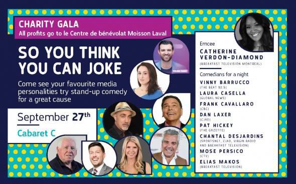 So You Think You Can Joke - Charity Gala